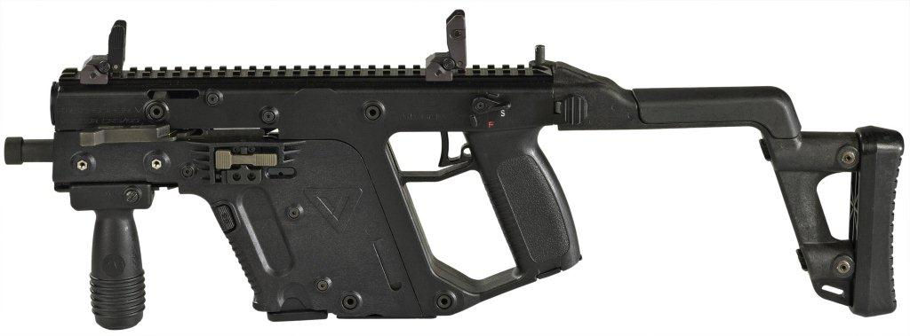 Kriss Vector restricted 45 acp